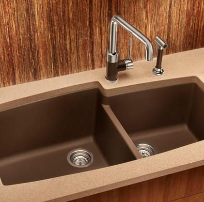 Sinks - Columbus Granite Kitchen countertops
