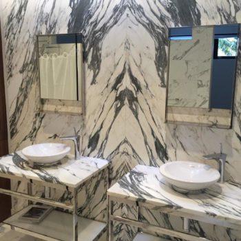 calacatta marble vanity tops