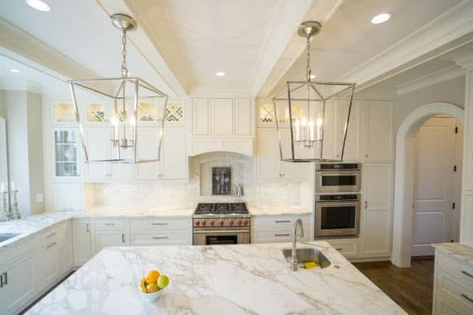 marble countertops - Columbus Granite Kitchen countertops