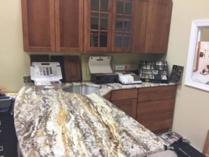 granite countertosp for kitchens