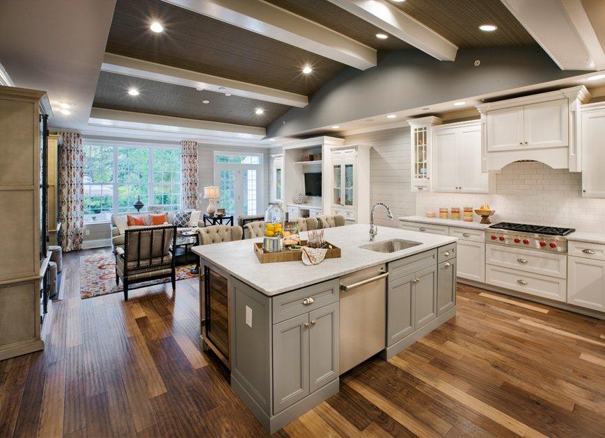 White Quartz Kitchen Countertops Columbus Granite