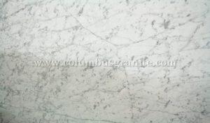 Bianco Carrara Marble Countertops