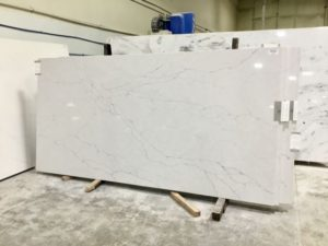 light color quartz slabs