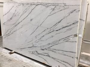 Bianco Calacatta quartzite