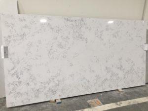 Bianco Arabesco Quartz Countertops Columbus OH