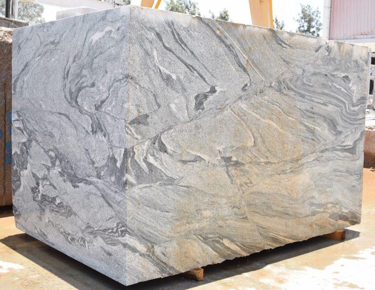 viscount white granite block