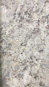 Zurich White Leather Granite
